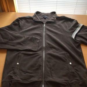 Banana Republic zip up jacket sz L